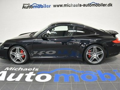 used Porsche 911 Carrera S 3,8 Coupé PDK