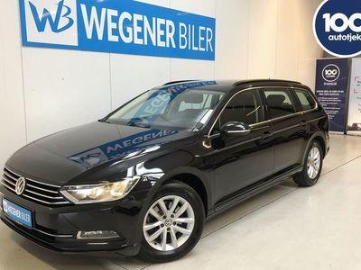 gebraucht VW Passat Variant 1,4 TSI BMT ACT Comfortline DSG 150HK Stc 7g Aut.