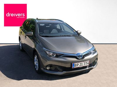 brugt Toyota Auris 1.8 Hybrid Touring Sports