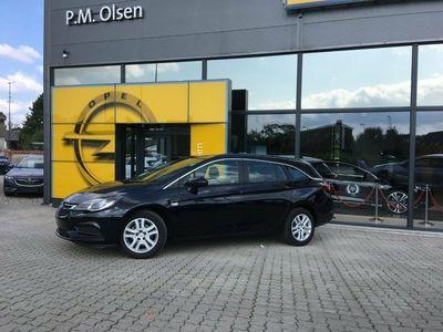 brugt Opel Astra 6 CDTi 110 Enjoy ST