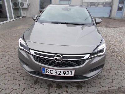 brugt Opel Astra 1,4T 150hk 5d Enjoy