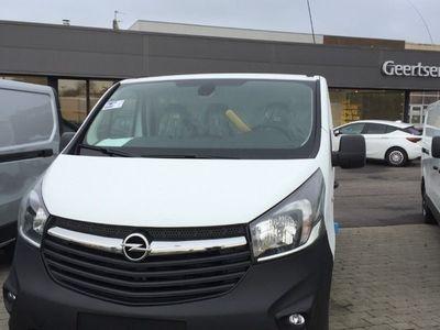 brugt Opel Vivaro 1,6CDTi 125 Edition+ L2H1