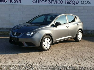 brugt Seat Ibiza 1,2 TDi 75 Reference eco 5d