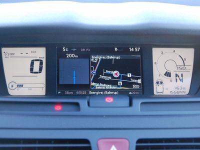 brugt Citroën Grand C4 Picasso 1,6 e-HDi 112 Exclusive E6G
