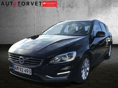 brugt Volvo V60 2,0 D4 181 Momentum