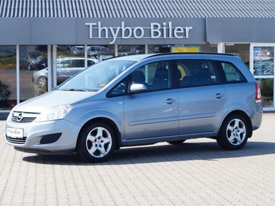 usado Opel Zafira 1,9 CDTI Enjoy 120HK 6g