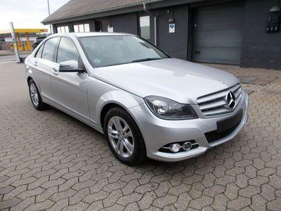 brugt Mercedes C220 2,2 CDi aut. BE