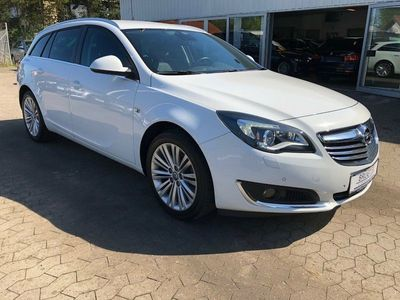 brugt Opel Insignia 2,0 CDTi 195 Cosmo ST eco