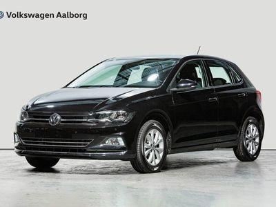 brugt VW Polo 1,6 TDi 95 Highline