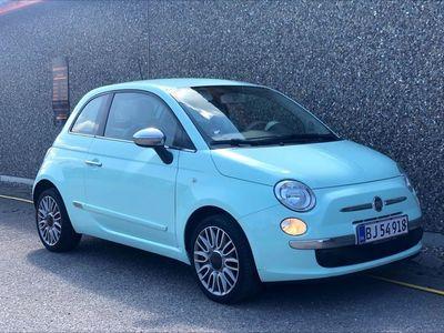 usado Fiat 500 1,2 Go Mint 69HK 3d