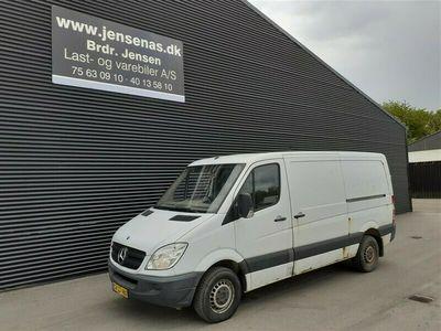 brugt Mercedes Sprinter 316 Mellem 2,1 CDI 163HK Van 6g 2010