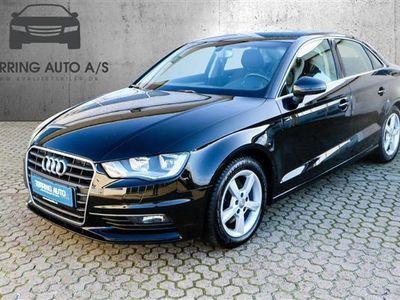 usado Audi A3 1,6 TDI Ambition 110HK 6g