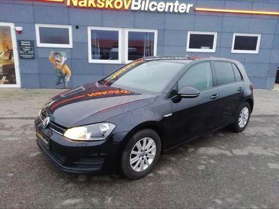 brugt VW Golf 1,6 TDI BlueMotion 110HK 5d 6g