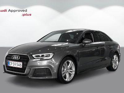 brugt Audi A3 35 TDi Limited+ S-tr.