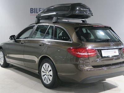 brugt Mercedes C200 1,6 BlueTEC st.car aut.