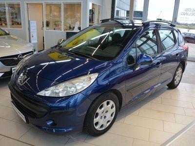 brugt Peugeot 207 1,6 HDi XR+ SW