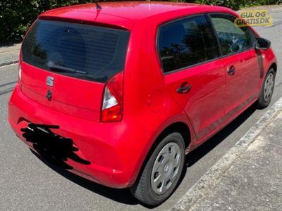brugt Seat Mii 1,0 Nysynet benzin2014