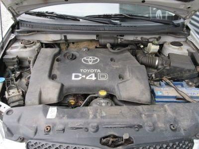 brugt Toyota Corolla 2,0 D-4D Terra 5d