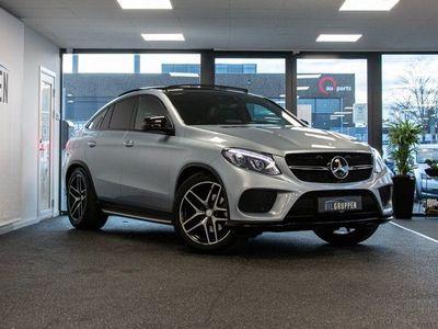 brugt Mercedes GLE350 d 3,0 Coupé aut. 4-M