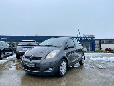 brugt Toyota Yaris 1,3 VVT-I S M/M 100HK 5d 6g Aut.