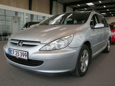 brugt Peugeot 307 1,6 HDi 110 Performance stc.