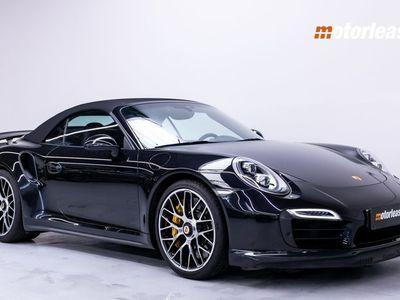 brugt Porsche 911 Turbo S  991, 1 3,8 Cabriolet PDK