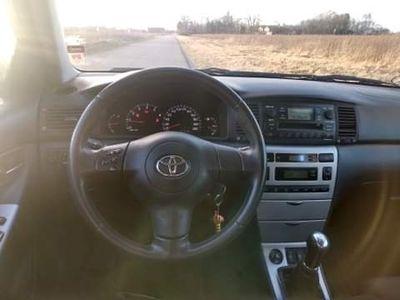 brugt Toyota Corolla 2,0D-4D-5D HB