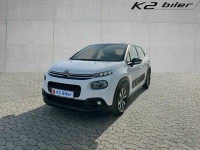 brugt Citroën C3 1,2 PureTech 82 SportLine