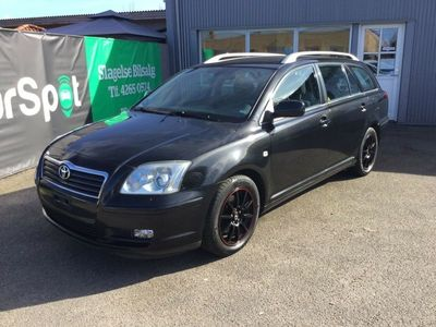 brugt Toyota Avensis 2,0 VVT-i Executive stc.