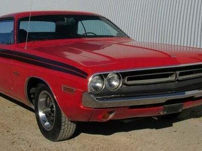 brugt Dodge Challenger V8 5,2