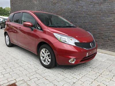 usata Nissan Note 1,2 Acenta Plus 80HK 5d