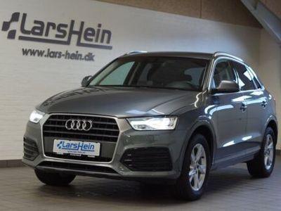brugt Audi Q3 TFSi 150 S-tr.