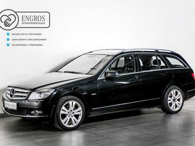 brugt Mercedes C200 2,2 CDi Avantgarde stc.