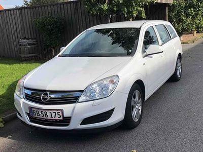brugt Opel Astra 7 ECOFLEX