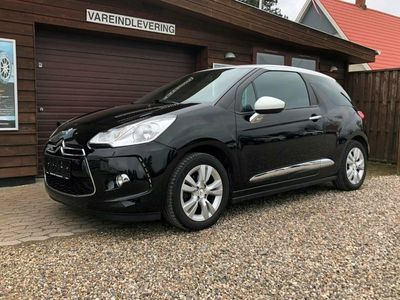 used DS Automobiles DS3 1,2 PT 82 Style
