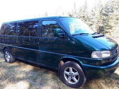 brugt VW Caravelle 2,5 Comfortline
