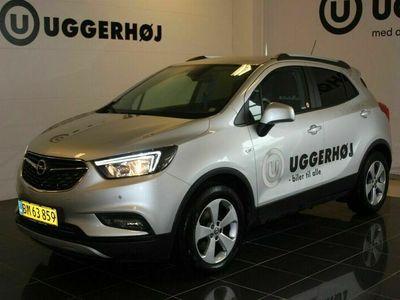 brugt Opel Mokka X 1,6 CDTi 136 Enjoy Van