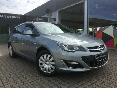 brugt Opel Astra 7 CDTi 110 Sport ST eco