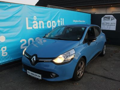 brugt Renault Clio IV 1,5 dCi 90 Expression 5d