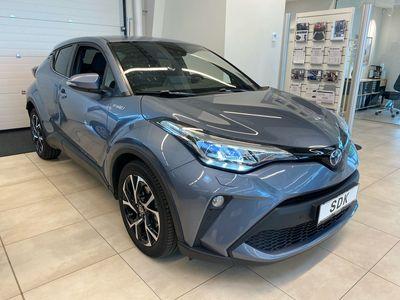 brugt Toyota C-HR