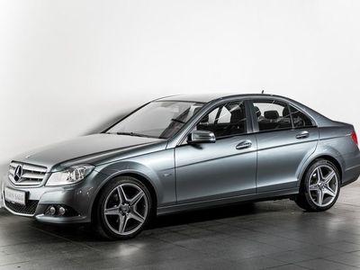 brugt Mercedes C180 1,8 BE