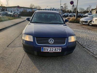 brugt VW Passat 1,6 102 Comfortline