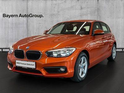 brugt BMW 120 i 2,0 aut.