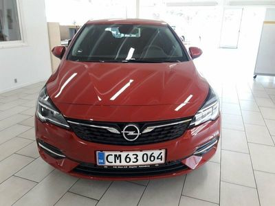 brugt Opel Astra 2 T 110 Edition