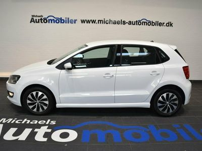 gebraucht VW Polo 1,0 TSi 95 BlueMotion DSG