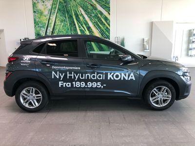 brugt Hyundai Kona 1,0 T-GDI Advanced 120HK 5d 6g A