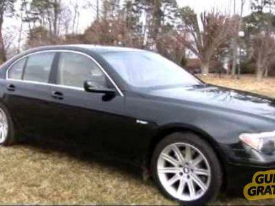 brugt BMW 745 iA