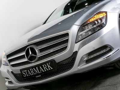 brugt Mercedes CLS350 Shooting Brake 3,0 CDi aut. 4-M BE