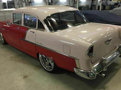 brugt Chevrolet 210 4 dørs