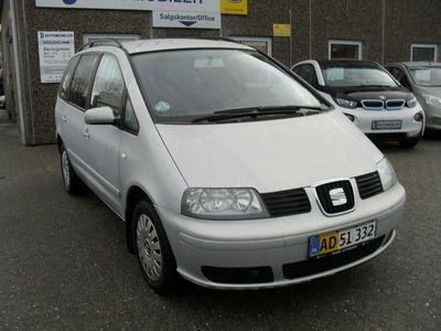 brugt Seat Alhambra 1,9 TDi 115 Stella Van